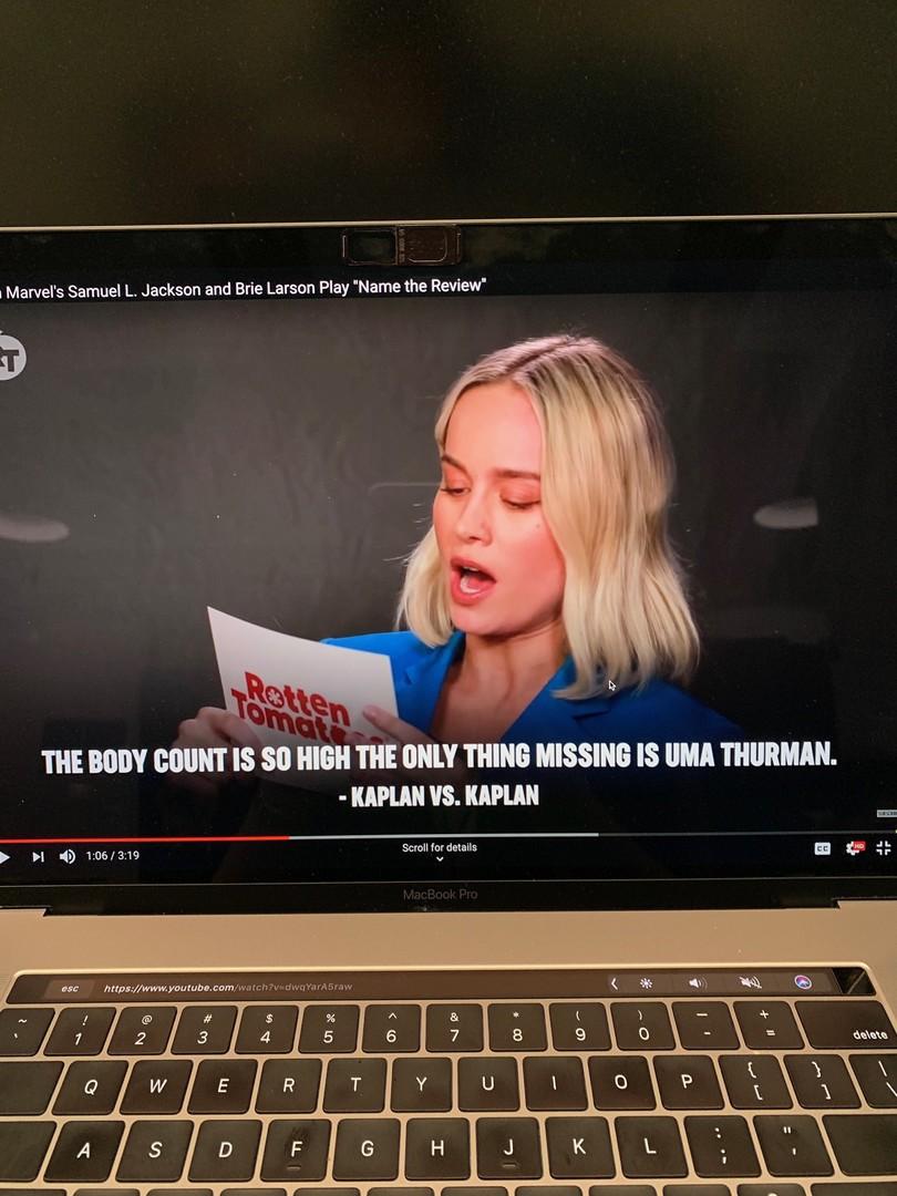 Kaplan vs Kaplan - ROTTEN TOMATO'S NAME THE REVIEW SAMUEL L